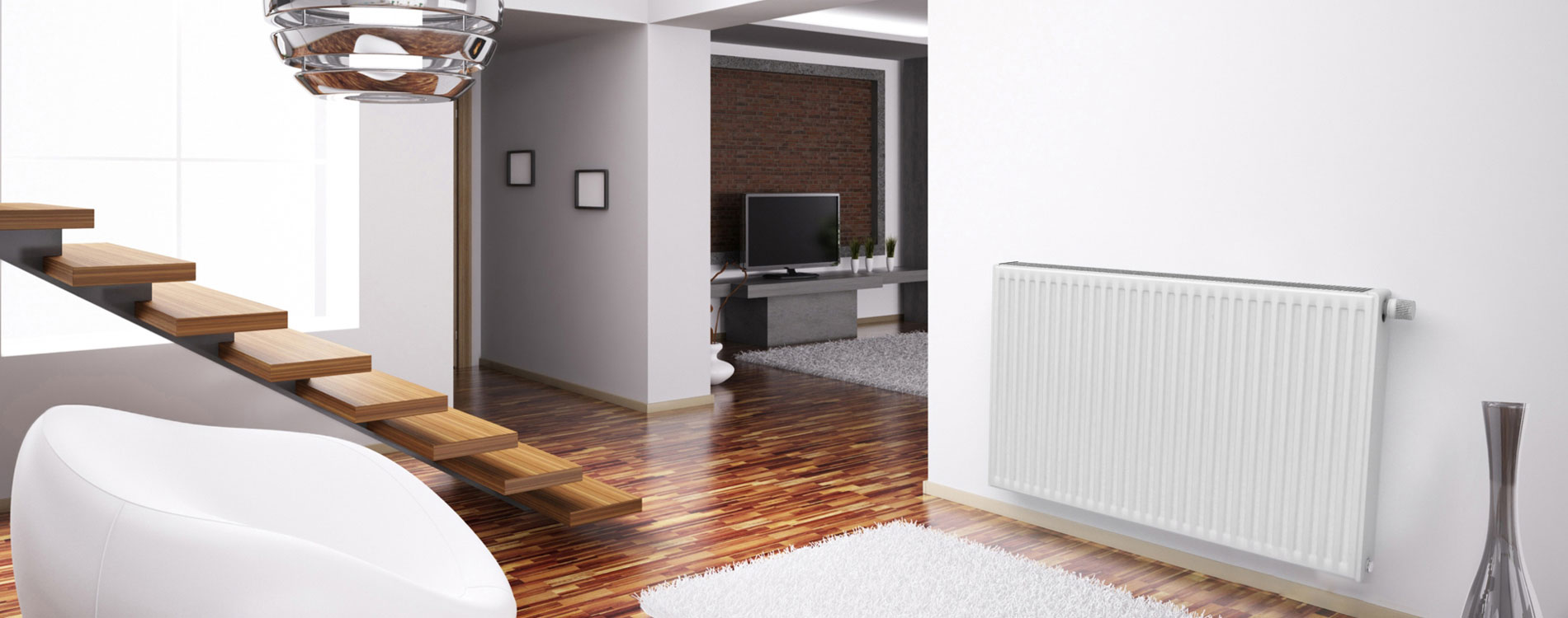 Luxpan Panel Radiators